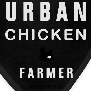 Urban Chicken Farmer - Bandana
