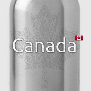 Canada Maple Leaf Men's T - Water Bottle