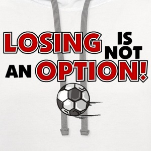 Soccer Shirts - Contrast Hoodie