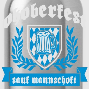 oktoberfest sauf mannschoft T-Shirts - Water Bottle