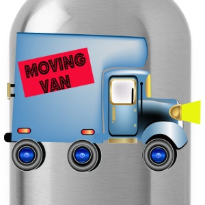 Moving Van - Water Bottle