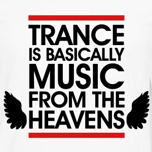 Trance Heaven T-Shirts - Men's Premium Long Sleeve T-Shirt