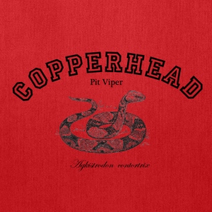 Copperhead: Pit Viper T-Shirts - Tote Bag