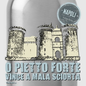 Italian cities - NAPLES T-Shirts - Water Bottle