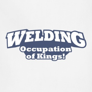 Welding – Occupation of Kings - Adjustable Apron