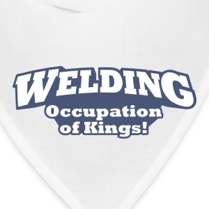 Welding – Occupation of Kings - Bandana