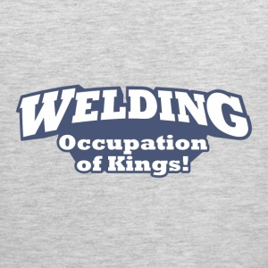 Welding – Occupation of Kings - Men's Premium Tank