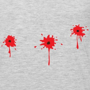 Bullet Holes Shirt - Men's Premium Long Sleeve T-Shirt