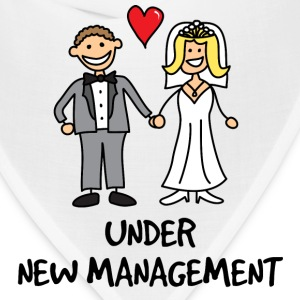 Wedding - Under New Management Women's T-Shirts - Bandana