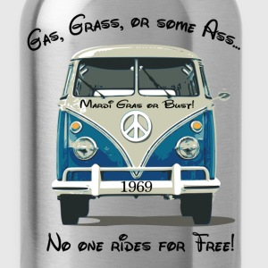 Gas, Grass, or some Ass...no one rides for free! T-Shirts - Water Bottle