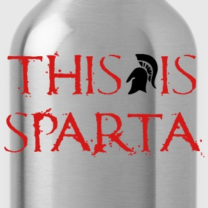 This Is Sparta T-Shirts - Water Bottle