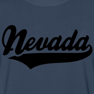 Nevada T-Shirt WN - Men's Premium Long Sleeve T-Shirt