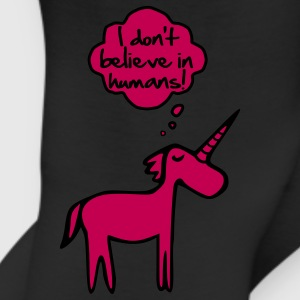 I don't belive in humans! Unicorn T-Shirts - Leggings