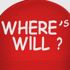 Where's Will? (Boogie - Tee - BB14) T-Shirts - Baseball Cap