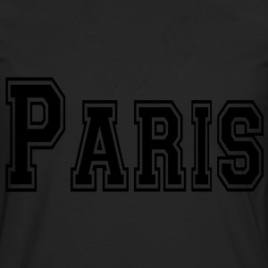 Paris Women's T-Shirts - Men's Premium Long Sleeve T-Shirt