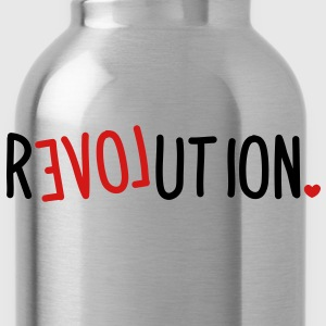 revolution LOVE T-Shirts - Water Bottle