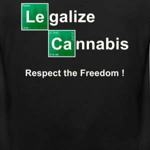 Legalize Cannabis T shirt. - Men's Premium Tank