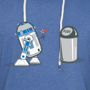 Droid Crush - Unisex Lightweight Terry Hoodie
