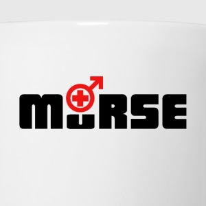 Nurse Shirt - Male Nurse murse logo shirt T-Shirts - Coffee/Tea Mug