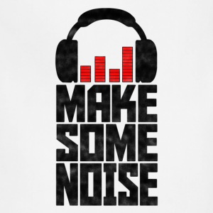 Make Some Noise Headphone - Adjustable Apron