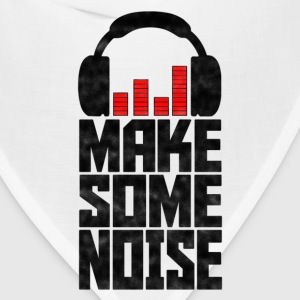 Make Some Noise Headphone - Bandana