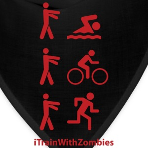 iTrainWithZombies - Triathlon - Bandana