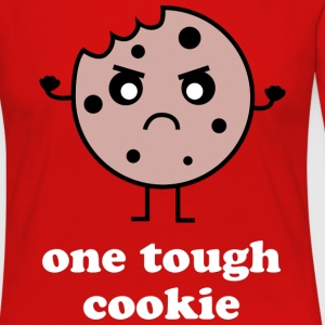One Tough Cookie - Women's Premium Long Sleeve T-Shirt
