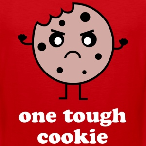 One Tough Cookie - Men's Premium Tank