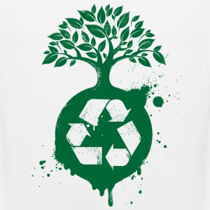 Green Recycle - Men's Premium Tank