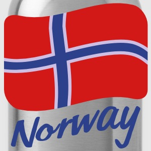 norway_flag_3c T-Shirts - Water Bottle