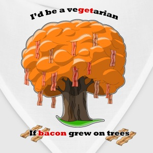 Bacon tree T-shirts - Bandana