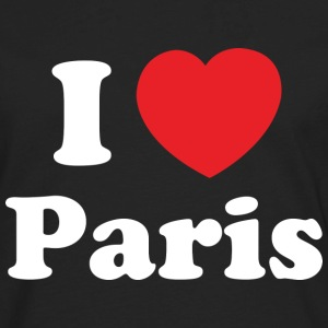 I Love Paris - Men's Premium Long Sleeve T-Shirt