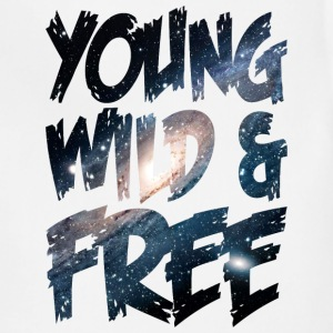 Young Wild & Free T-Shirts - Adjustable Apron