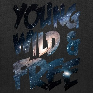Young Wild & Free T-Shirts - Tote Bag