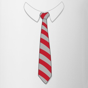 Fake Necktie Shirt - Coffee/Tea Mug