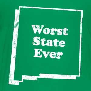 NEW MEXICO - WORST STATE EVER Kids' Shirts - Toddler Premium T-Shirt