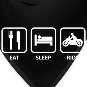 Eat Sleep Ride - Bandana