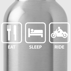 Eat Sleep Ride - Water Bottle
