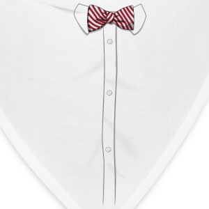Fake Bow Tie Shirt - Bandana