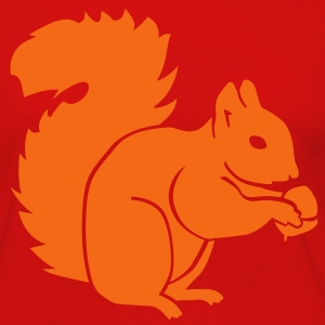 Squirrel T-Shirts - Women's Premium Long Sleeve T-Shirt