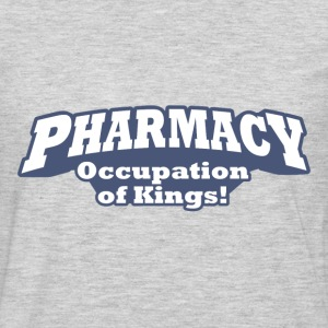 Pharmacy – Occupation of Kings - Men's Premium Long Sleeve T-Shirt