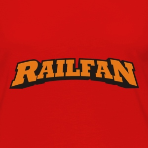 Railfan - Women's Premium Long Sleeve T-Shirt