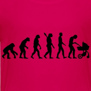 Evolution Baby parents Kids' Shirts - Toddler Premium T-Shirt