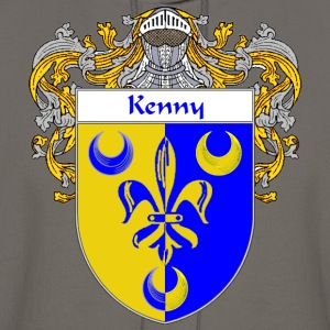 Kenny Coat of Arms/Family Crest - Men's Hoodie