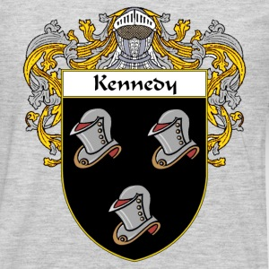 Kennedy Coat of Arms/Family Crest - Men's Premium Long Sleeve T-Shirt