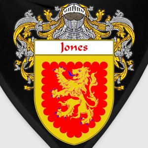 Jones Coat of Arms/Family Crest - Bandana
