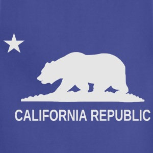 California Republic T-Shirt - Adjustable Apron