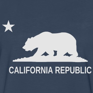 California Republic T-Shirt - Men's Premium Long Sleeve T-Shirt