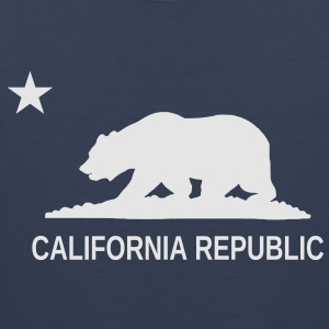 California Republic T-Shirt - Men's Premium Tank