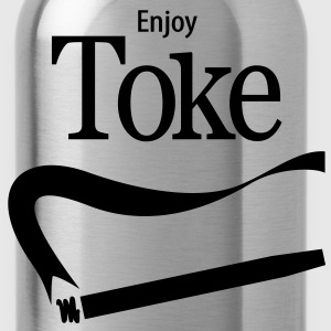 Enjoy Toke Women's T-Shirts - Water Bottle